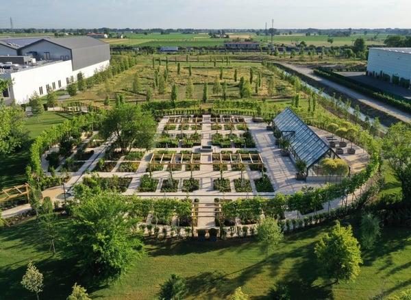 Scientific garden
